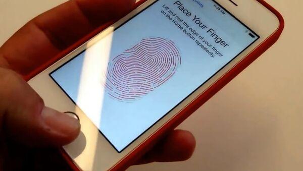 Fingerprint Scanner - Sputnik International
