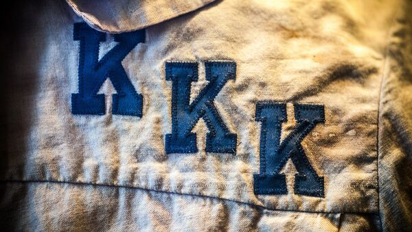 Three Minority Florida Students Disciplined for Wearing KKK Costumes to School - Sputnik International