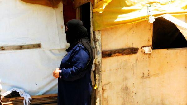 Syrian woman. (File) - Sputnik International