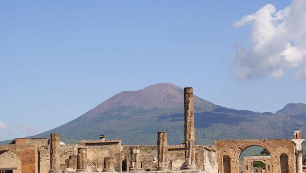 Pompei view - Sputnik International
