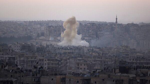 Aleppo, Syria. (File) - Sputnik International