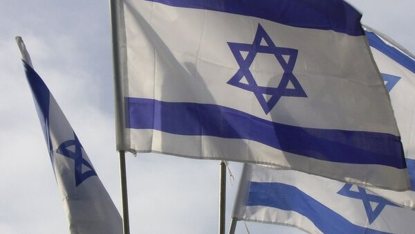 Flags of Israel - Sputnik International