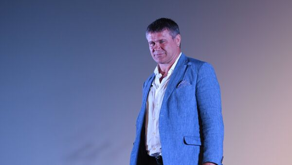 Popular Russian actor, the winner of the UFC-6 tournament and President of amateur MMA Oleg Taktarov - Sputnik International