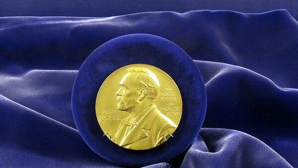 Nobel Prize medal - Sputnik International