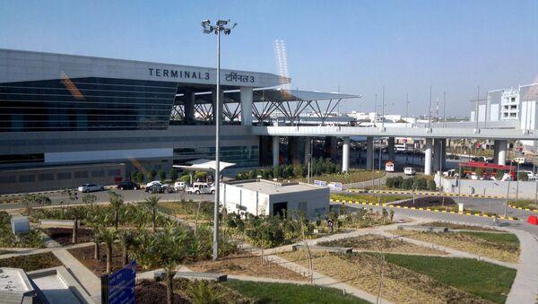 Indira Gandhi International Airport Terminal 3 - Sputnik International