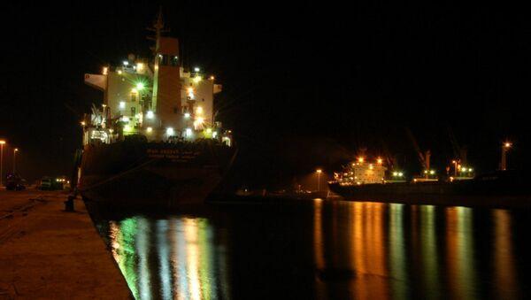 Port of Tartus, Syria - Sputnik International