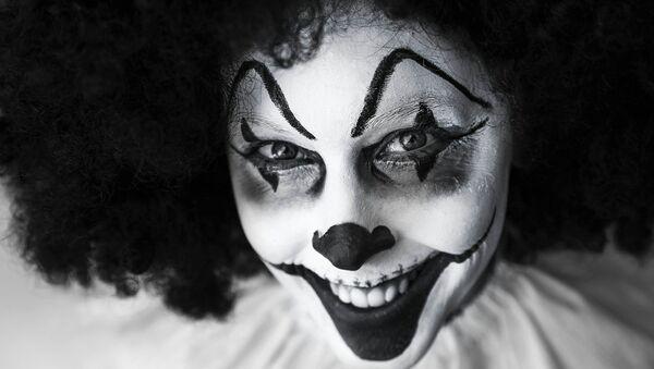 Clown in Make-Up - Sputnik International