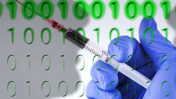 Cybercrime - Sputnik International