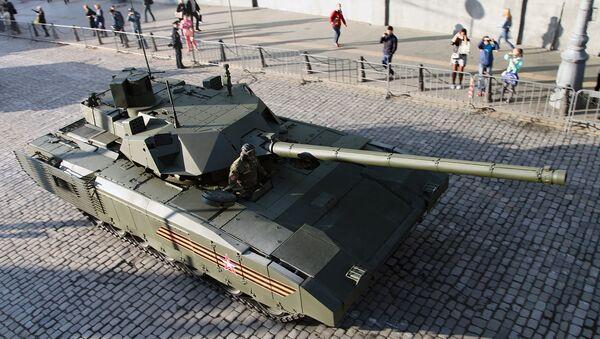 T-14 Armata tank - Sputnik International