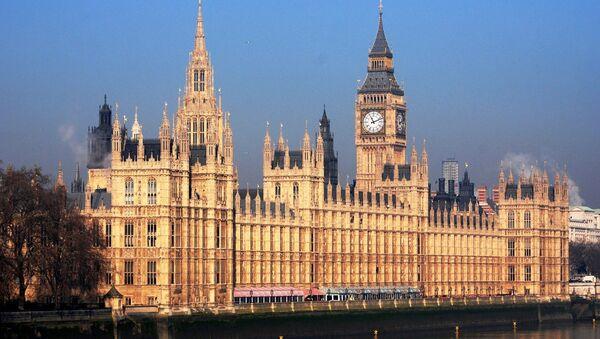 The Palace of Westminster - Sputnik International