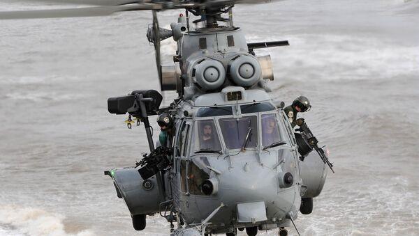 Airbus Helicopters H225M - Sputnik International