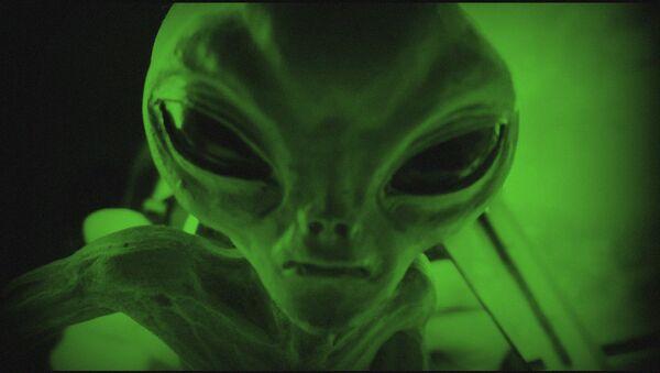 Aliens maybe signalling to us using rapid light signals.  - Sputnik International