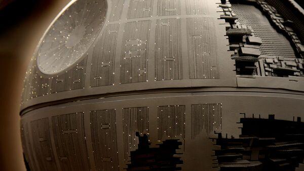 Death star, Star Wars - Sputnik International