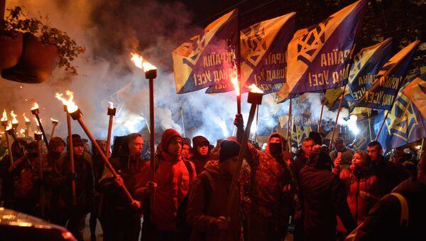 Ukraine marks UPA anniversary - Sputnik International