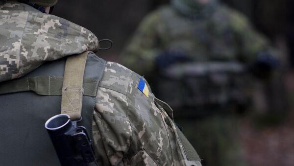Ukrainian Land Forces (File) - Sputnik International