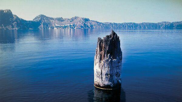 Old Man (Crater Lake) - Sputnik International