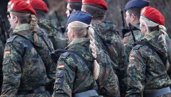 Female soldiers, Germany (File) - Sputnik International