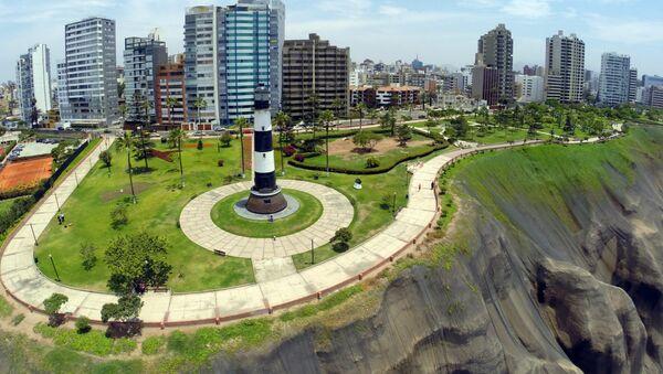 Lima, Peru - Sputnik International