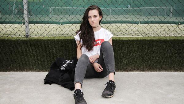 Young woman - Sputnik International