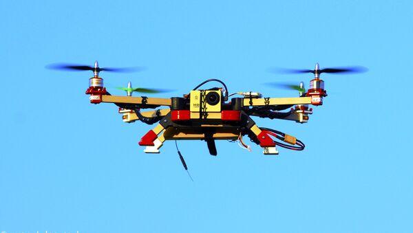 Unmanned Aerial Vehicle - Sputnik International