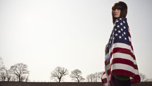US flag - Sputnik International