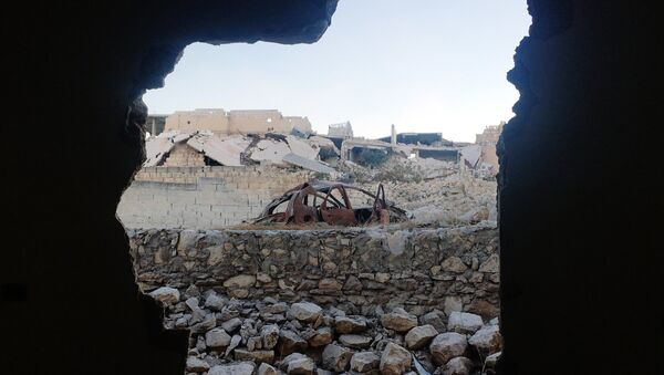 Aleppo. (File) - Sputnik International