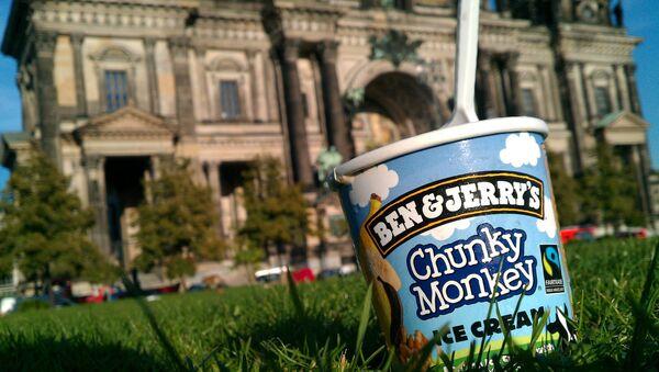 Ben & Jerry's ice cream - Sputnik International