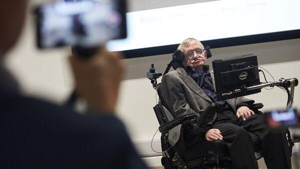 Stephen Hawking - Sputnik International
