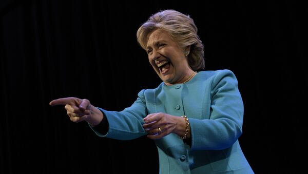 Hillary Clinton - Sputnik International