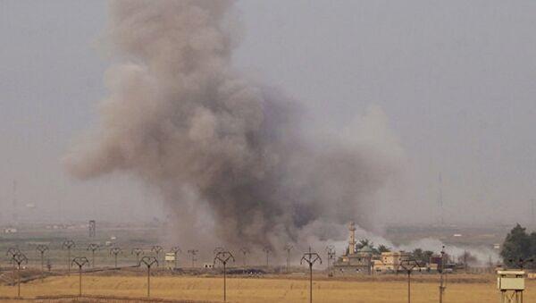 At Least 20 People Killed, 45 Injured in Airstrike on Iraq's Daquq - Sputnik International