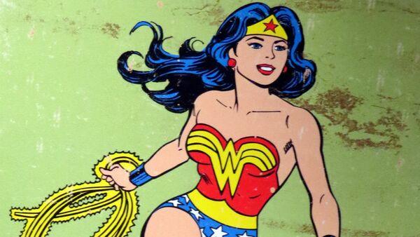 Wonder Woman - Sputnik International