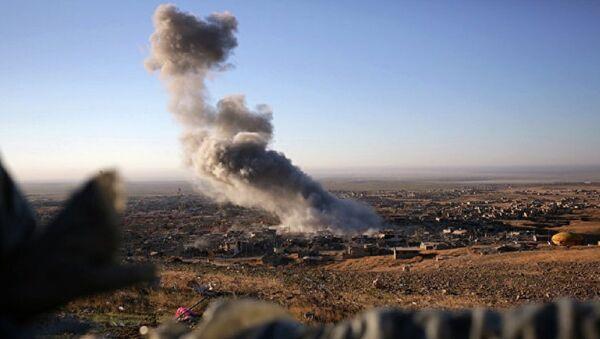 US-Led Coalition Denies Involvement in Daquq Airstrikes Against Civilians - Sputnik International