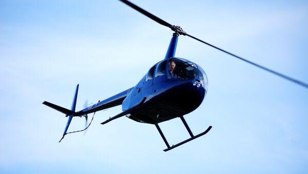 Robinson R44 helicopter - Sputnik International