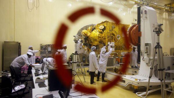 Satellite center of Indian Space Research Organization (ISRO) in Bangalore, India. File photo - Sputnik International