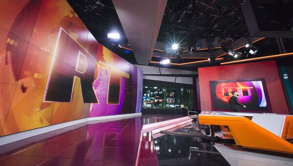 RT channel - Sputnik International