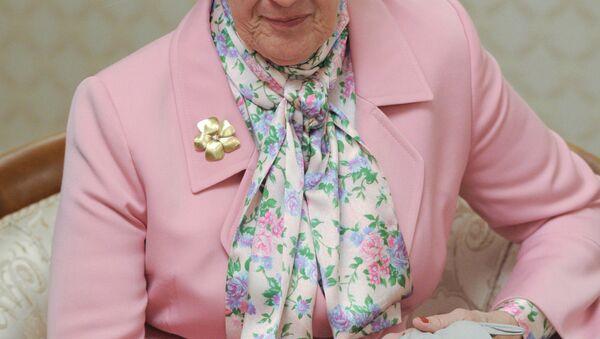 Queen Margrethe II - Sputnik International