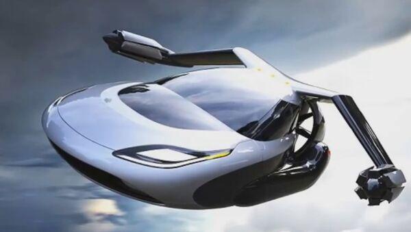 A flying car - Sputnik International
