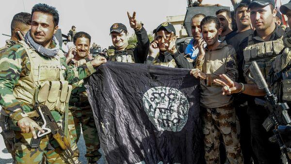 Mosul Situation. Yazidis as a part of the Iraqi army - Sputnik International