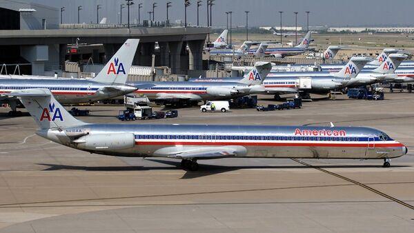 Numerous American Airlines aircraft - Sputnik International