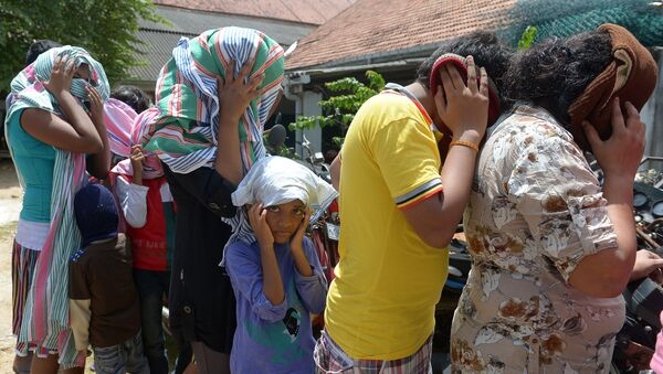 Sri Lankan asylum seekers sent back by Australia - Sputnik International