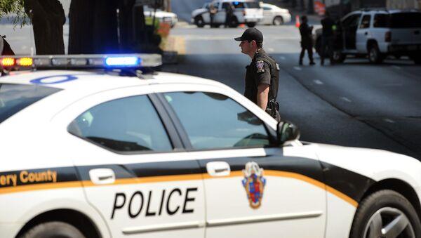Police in Maryland. (File) - Sputnik International