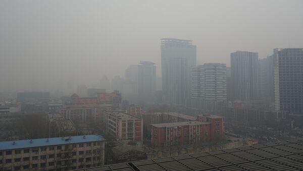 Beijing Air Pollution - Sputnik International