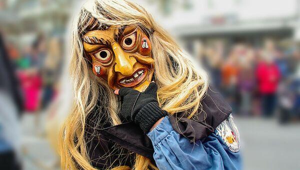Witch mask - Sputnik International