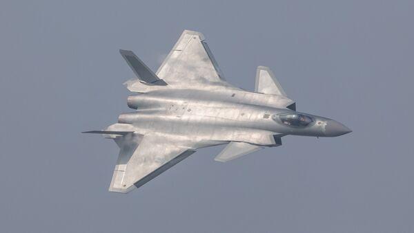 Chinese J-20 stealth fighter - Sputnik International