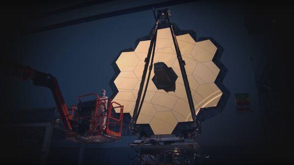 The James Webb Space Telescope (JWST) - Sputnik International