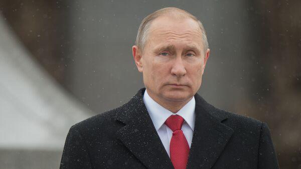 Russian President Vladimir Putin. November 4, 2016 - Sputnik International