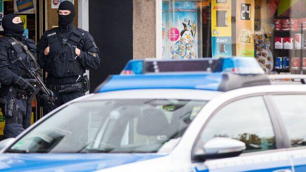 Police officers in Essen, western Germany. (File) - Sputnik International