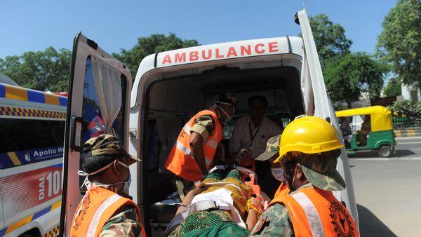 India Ambulance. (File) - Sputnik International
