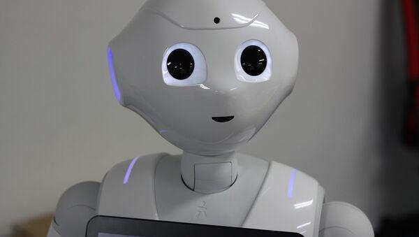 Robot - Sputnik International