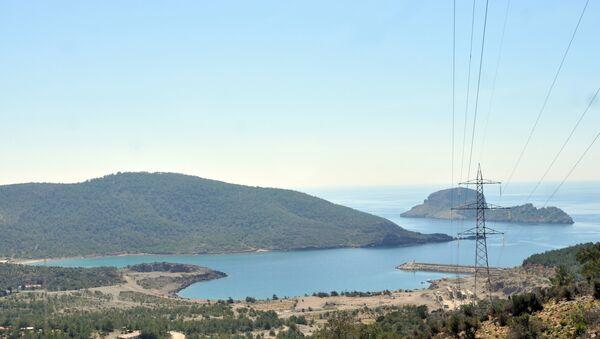 Valley of Akkuyu, in the southern province of Mersin near the Mediterranean. (File) - Sputnik International